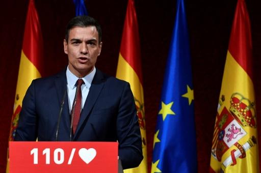 Sanchez : l'Espagne doit choisir entre