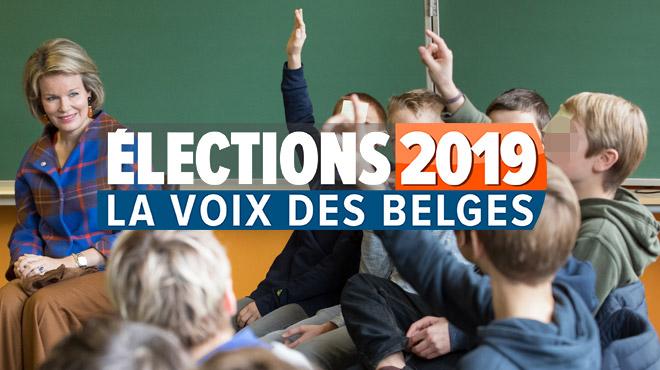 La Voix des Belges: participez à notre enquête sur la qualité de l'enseignement