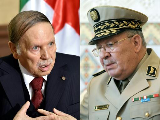 Algérie: pourquoi le fidèle général Gaïd Salah a-t-il lâché Bouteflika?