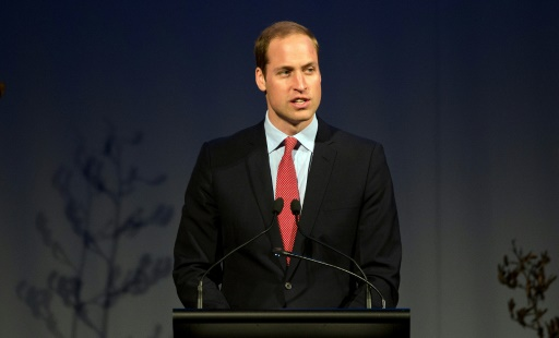 Christchurch: le Prince William en avril en Nouvelle-Zélande pour un hommage aux victimes