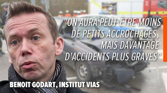 Des communes flamandes suppriment leurs priorités de droite: la solution contre les accidents?