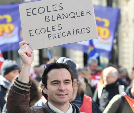 Education: journée d'action samedi contre les réformes Blanquer