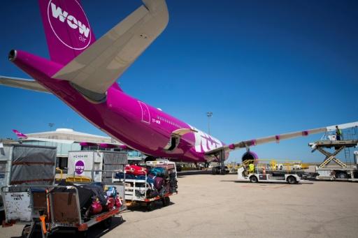 La low cost islandaise WOW Air cesse ses activités et annule tous ses vols