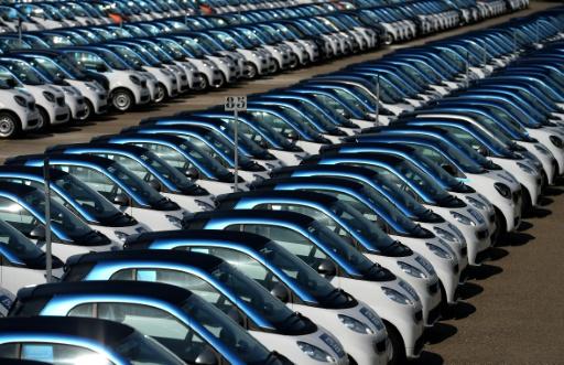 Pour Daimler, l'avenir de Smart est en Chine