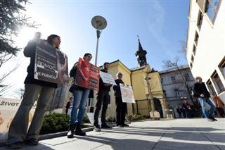 En Croatie, menace sur le droit à l'avortement