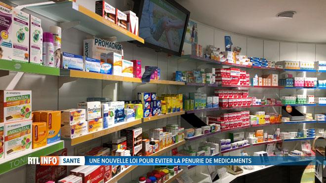 Les pénuries de médicaments posent de gros problèmes à des patients: une loi devrait améliorer la situation