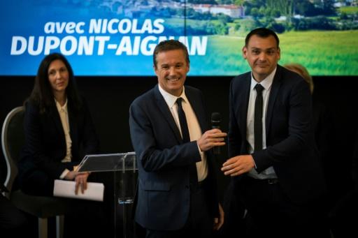 Européennes: Dupont-Aignan mise sur les