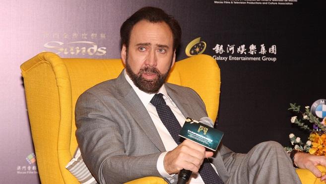 Nicolas Cage annule son mariage après quatre jours