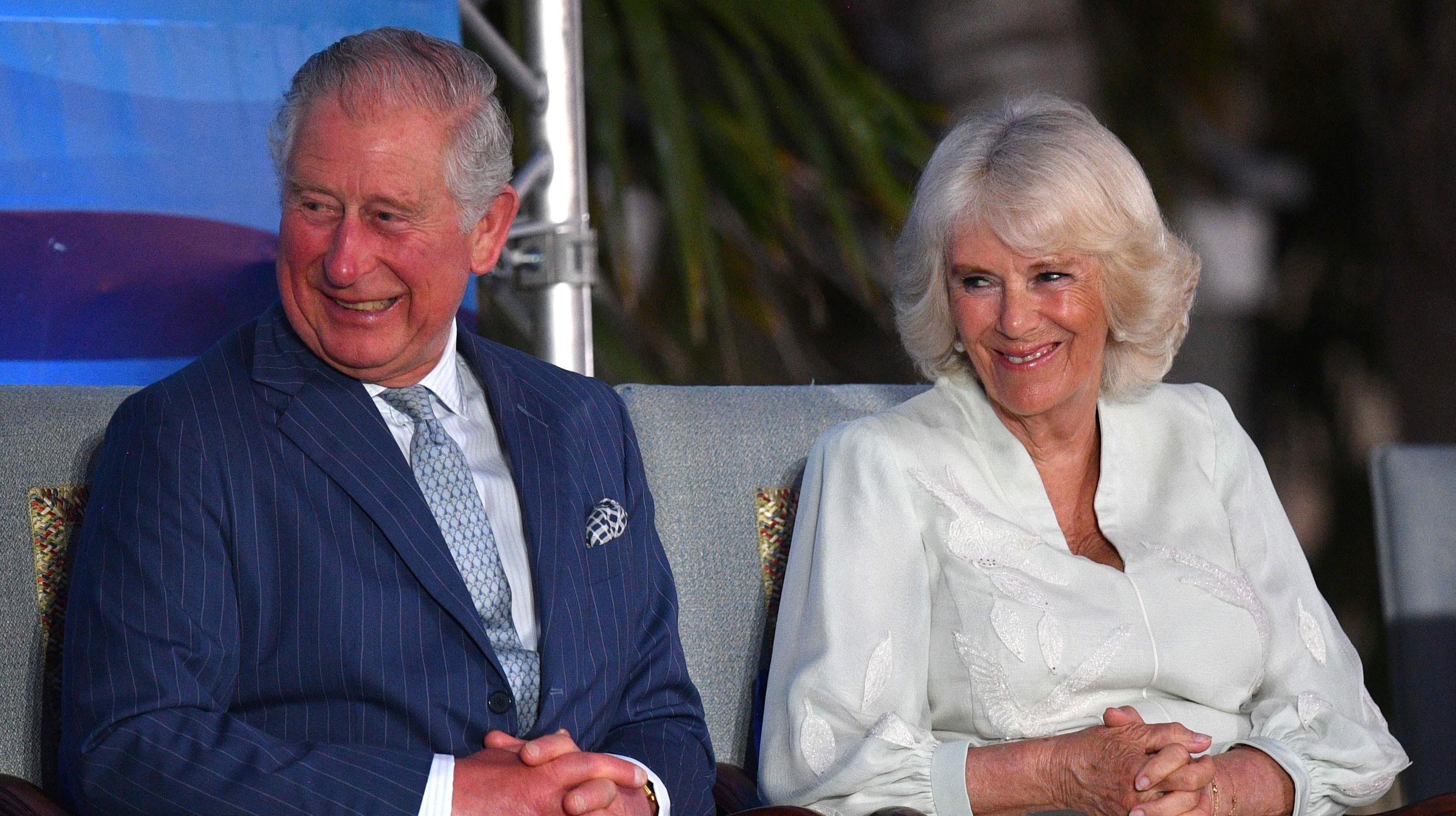 Le prince Charles et Camille à Cuba: les rois de la fête préparent leurs mojitos