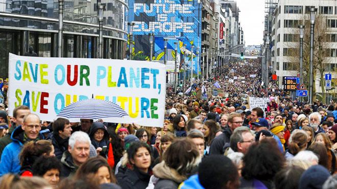Une nouvelle grande marche pour le climat ce dimanche à Bruxelles: voici ce qui est prévu