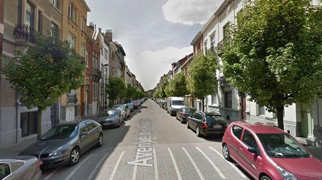 Incendie à Woluwe-Saint-Lambert à Bruxelles: les pompiers sont sur place