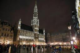 Earth Hour: la Ville de Bruxelles éteindra aussi ses lumières