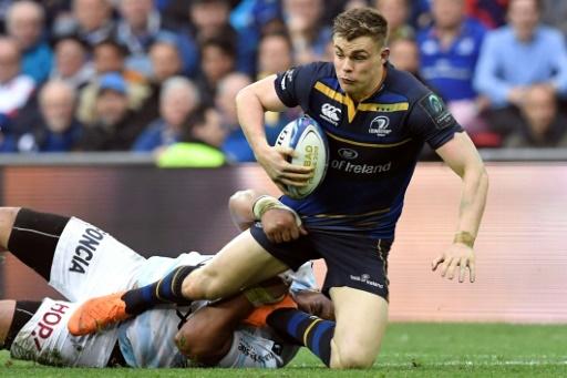 Coupe d'Europe de rugby: Irlandais et Français s'écharpent