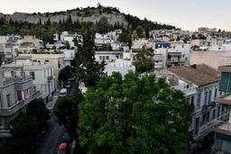 Séisme de 5,3 en Grèce, ressenti à Athènes