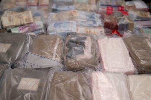 Une demi-tonne de cannabis dans un local municipal: début du procès lundi à Bobigny