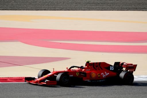 GP de Bahreïn: Ferrari toujours devant avec Leclerc lors des essais libres 3
