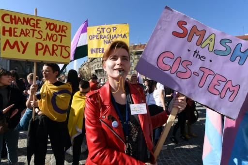 Première marche transgenre en Croatie