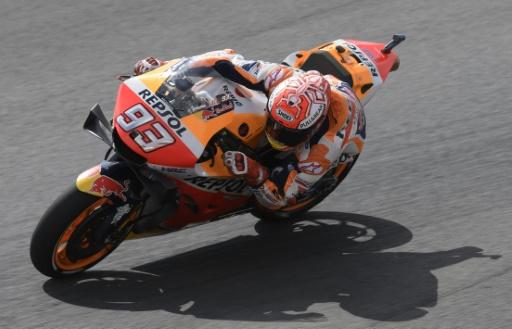 GP d'Argentine: Marquez en pole devant Vinales et Dovizioso, Quartararo 7e