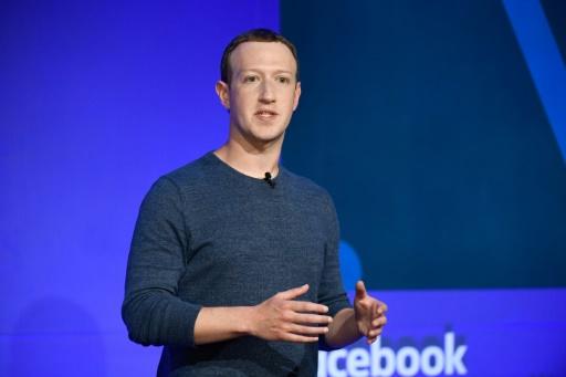 Internet: Zuckerberg veut un