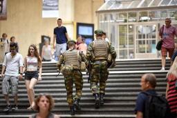 Les militaires pas assurés en cas de décès lors d'une opération en Belgique