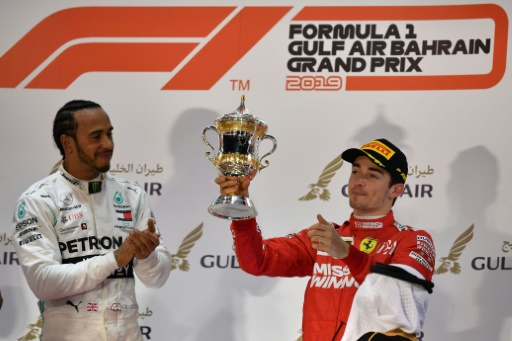GP de Bahreïn: Leclerc