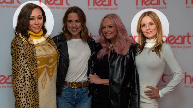 Geri Halliwell nie avoir une relation avec une ancienne Spice Girls
