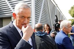 Israël : y a-t-il une taupe dans la campagne du rival de Netanyahu?