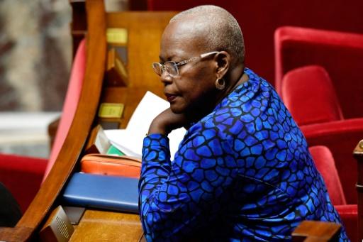 Une députée de Martinique