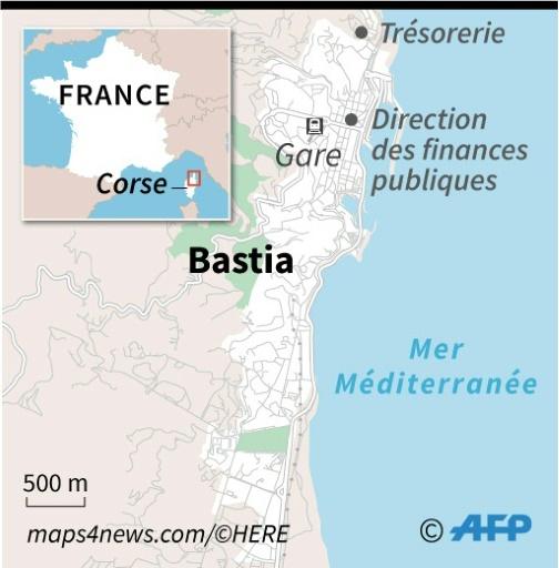 Deux tentatives d'attentats en Corse à trois jours de la visite de Macron
