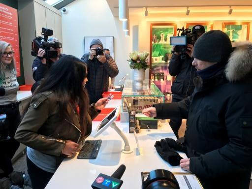 Canada: ouverture des premiers magasins privés de cannabis en Ontario