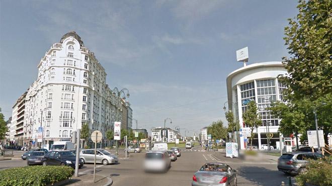 Bruxelles: une piétonne grièvement blessée après avoir été renversée par une camionnette