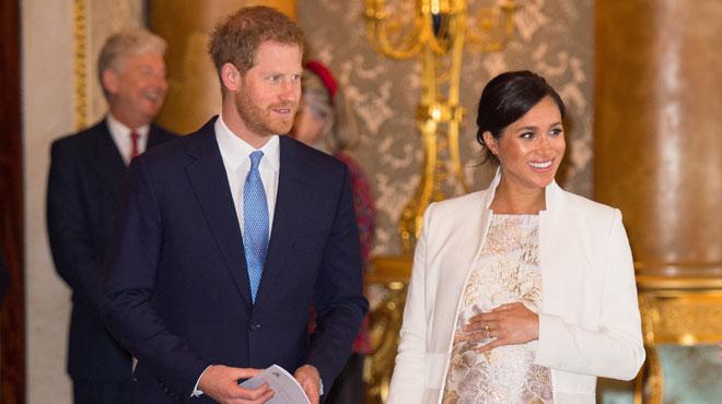 En attendant le bébé royal de Meghan et Harry: comment apprendrons-nous que le travail a commencé?