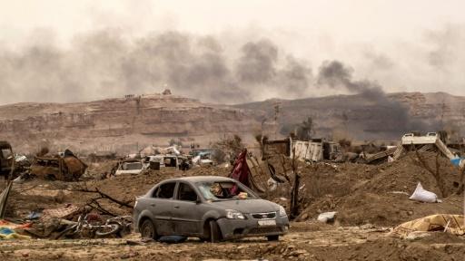 Syrie: opérations contre les repaires jihadistes après la chute du