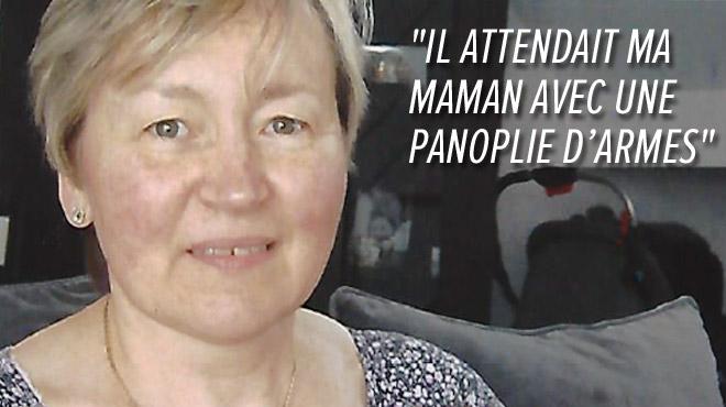 Les enfants de Claudine, tuée dans son jardin à Saint-Nicolas, en colère: