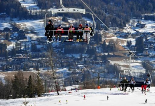 JO-2026: le Comité olympique italien s'attend à un avis positif du CIO sur Cortina