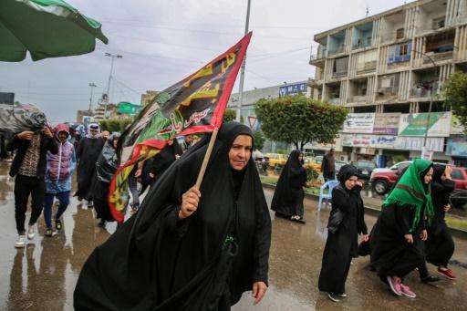 Plusieurs millions de chiites en pèlerinage à Bagdad