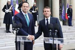 Emmanuel Macron refuse que l'UE soit