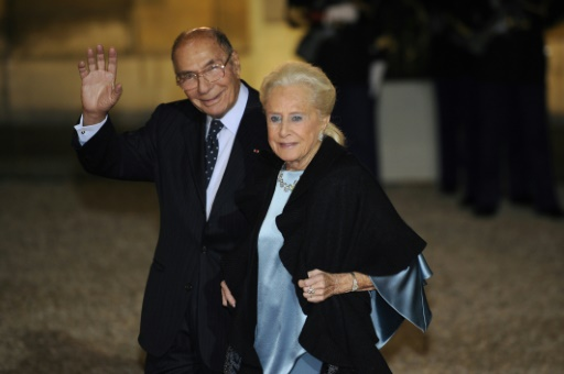 Décès de Nicole Dassault, veuve de Serge Dassault
