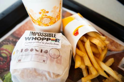 Burger King lance une version végétarienne de son célèbre