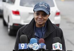 Chicago a élu une maire noire et homosexuelle, une première pour la ville