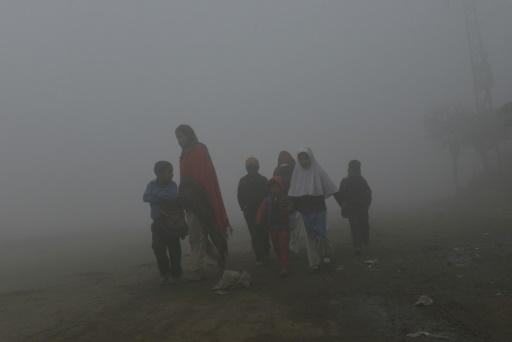 La pollution de l'air ampute l'espérance de vie, surtout en Asie du Sud (étude)