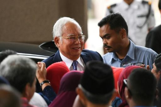 Malaisie : l'ex-Premier ministre Najib Razak devant la justice pour l'affaire 1MDB