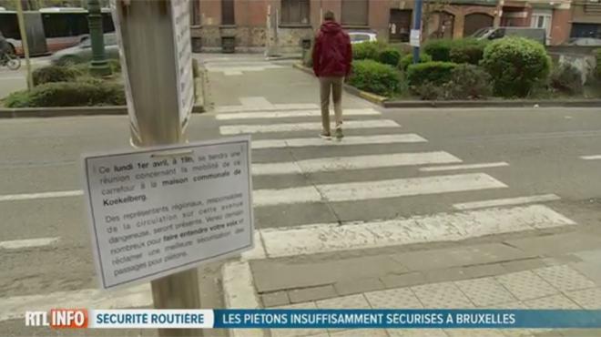 Accident mortel à Koekelberg: le carrefour où une jeune femme a été fauchée a été réaménagé