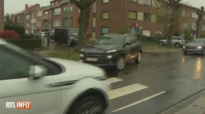 Accident mortel à Crainhem: une camionnette renverse une personne âgée sur un passage piéton
