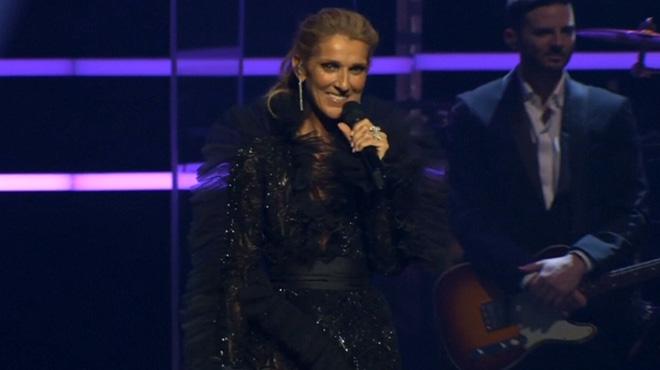 Céline Dion interrompt un concert pour annoncer de grandes nouvelles: