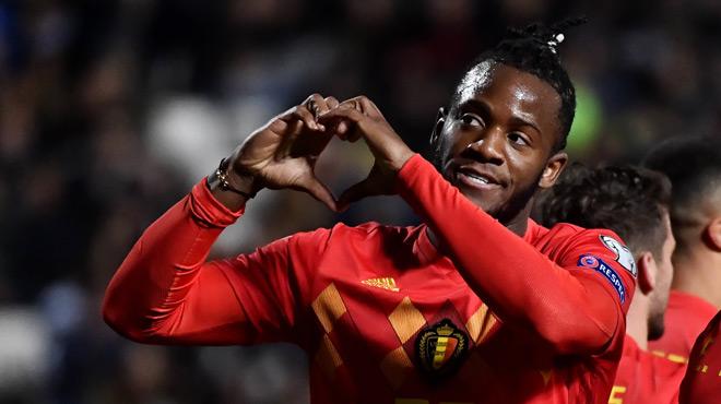 Les Diables Rouges établissent un RECORD au sommet du classement FIFA