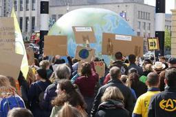 500 manifestants à Bruxelles, entre espoir et déception