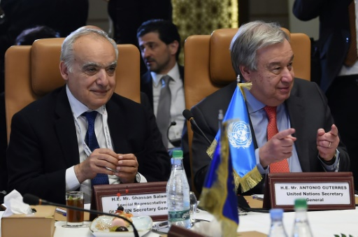 Libye: le patron de l'ONU préoccupé par le