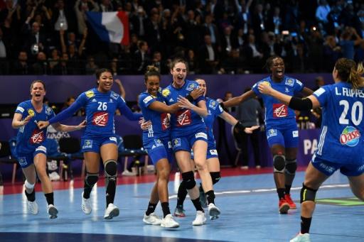 Euro-2020 de hand: les Françaises dans un groupe à leur main