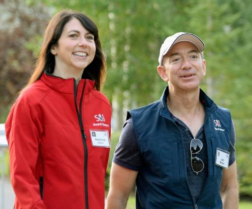 Après son divorce, Jeff Bezos gardera le contrôle de ses actions Amazon